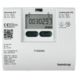 Multical 403 Ultrasonic Cooling Meter
