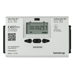 Kamstrup Multical 603 Ultrasonic Cooling Meter