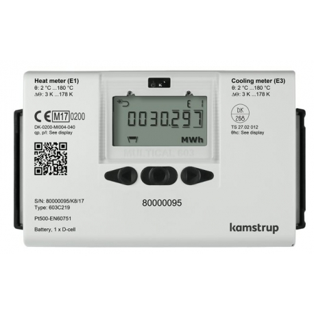 Multical 602 and Ultraflow Ultrasonic Energy Meter
