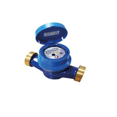 Single Jet Water Meters