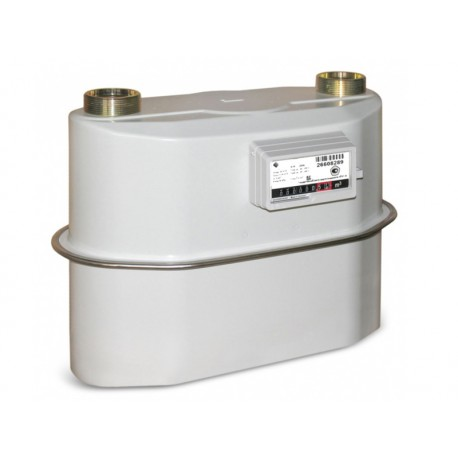 Diaphragm Type Gas Meter